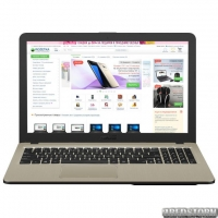 Ноутбук Asus VivoBook X540UB-DM443 (90NB0IM1-M06630) Chocolate Black