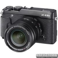 Fujifilm X-E2S + XF 18-55mm F2.8-4R Kit Black (16499227)