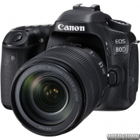 Canon EOS 80D EF-S 18-135mm IS Nano USM Kit (1263C040)