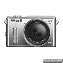 Nikon 1 AW1 11-27.5mm Kit Silver