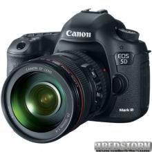 Canon EOS 5D Mark III 24-105 f/4L IS USM Kit (5260B032)
