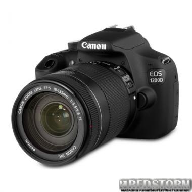 Фотоаппарат Canon EOS 1200D 18-135 IS Kit (9127B042AA)