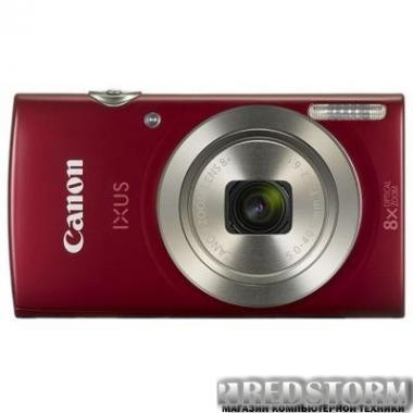 Фотоаппарат Canon IXUS 175 Red (1097C010AA)