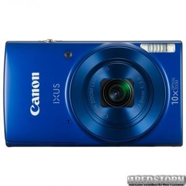 Фотоаппарат Canon IXUS 180 Blue (1091C009AA)