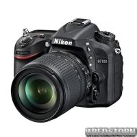Nikon D7100 18-140mm VR Kit (VBA360KV02)
