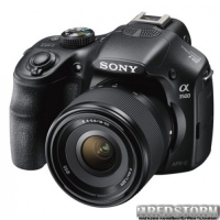 Sony Alpha 3500 18-50mm Kit Black (ILCE3500JB.RU2)