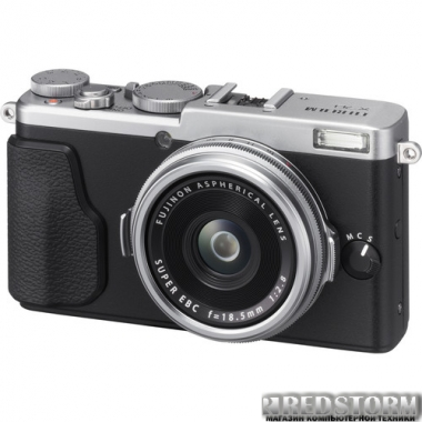 Фотоаппарат Fujifilm FinePix X70 Silver (16499124)