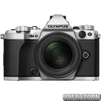 Olympus E-M5 Mark II 12-50 Kit Silver-Black (V207042SE000)