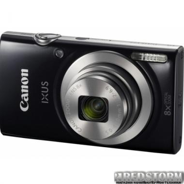 Фотоаппарат Canon IXUS 177 Black (1144C003AA)
