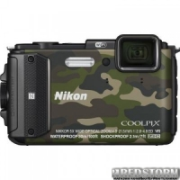 Nikon Coolpix AW130 Camouflage (VNA843E1)