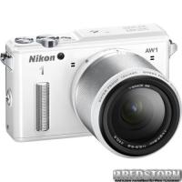 Nikon 1 AW1 11-27.5mm Kit White официальная гарантия!