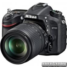 Nikon D7100 18-105mm VR Kit (VBA360K001)