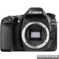 Canon EOS 80D Body (1263C031)