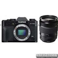 Fujifilm X-T10 + XF 18-135mm F3.5-5.6R Kit Black (16498041)