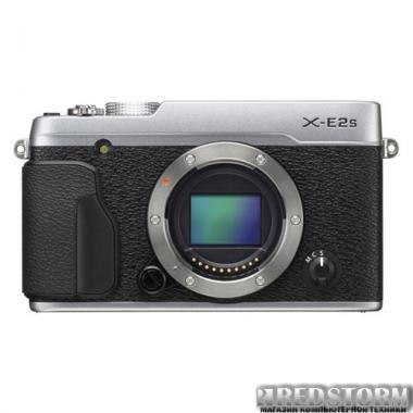 Фотоаппарат Fujifilm X-E2S Body Silver (16499162)
