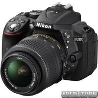 Nikon D5300 18-140mm VR Black Kit (VBA370KV02)