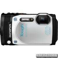 Olympus STYLUS TG-870 White (V104200WE000)