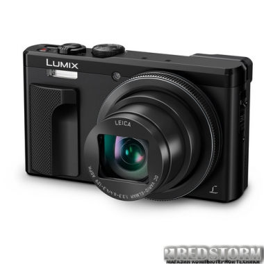 Фотоаппарат Panasonic Lumix DMC-TZ80 Black (DMC-TZ80EE-K)