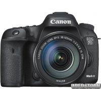 Canon EOS 7D Mark II 18-135 IS Kit