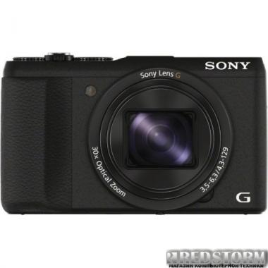 Фотоаппарат Sony Cyber-Shot DSC-HX60 Black (DSCHX60B.RU3)