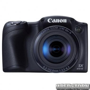 Фотоаппарат Canon PowerShot SX410 IS Black
