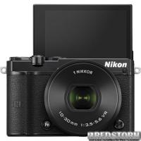 Nikon 1 J5 10-30mm VR PD-Zoom Kit Black (VVA241K001)