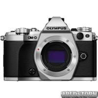 Olympus E-M5 Mark II Body Silver (V207040SE000)