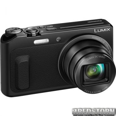 Фотоаппарат Panasonic Lumix DMC-TZ57EE Black (DMC-TZ57EE-K)