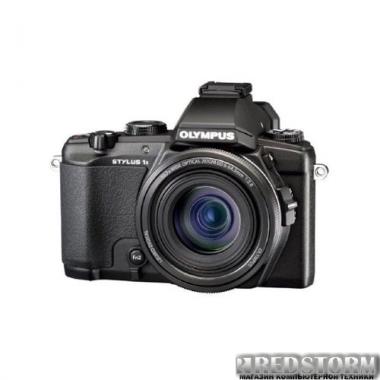 Фотоаппарат Olympus Stylus 1s Black (V109020BE000)