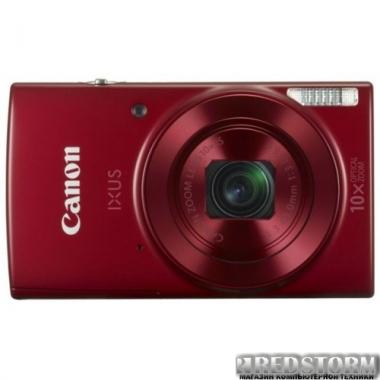 Фотоаппарат Canon IXUS 180 Red (1088C009AA)