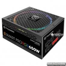 Thermaltake Smart Pro RGB 650W Bronze (PS-SPR-0650FPCBEU-R)