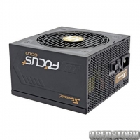 Seasonic 650W FOCUS Plus Gold (SSR-650FX)