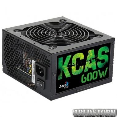 Блок питания Aerocool KCAS-600 600W (4713105953299)
