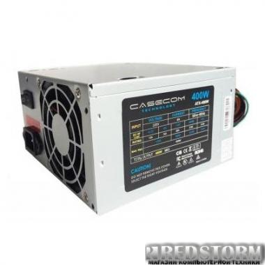 Блок питания CASECOM 400W (CM 400-8 ATX)