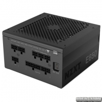 NZXT Power Supply E650 650W Black (NP-1PM-E650A-EU)