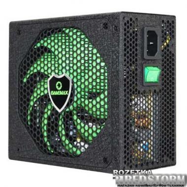 Блок питания GameMax GM-500M