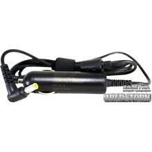 Блок питания PowerPlant для ноутбуков Samsung (19V 40W 2.1A) автомобильный (SAA40F5530)