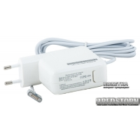 Блок питания PowerPlant для ноутбука Apple (14.85V 45W 3.05A) (AP45KMAG2)