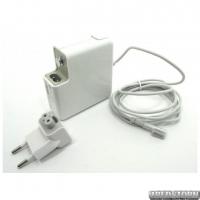 Блок питания APPLE A1172 (MagSafe 18.5V 4.6A 85W) OEM. В комплекте вилка питания. (60253)