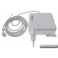 Блок питания PowerPlant для ноутбука Apple (16.5V 60W 3.65A) (AP60KMAG)