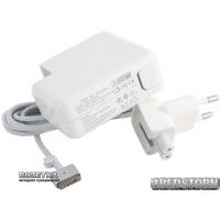 Блок питания PowerPlant для ноутбука Apple (16.5V 60W 3.65A) (AP60KMAG2)