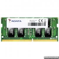Оперативная память ADATA SODIMM DDR4-2666 4096MB PC4-21300 Premier (AD4S2666J4G19-S)