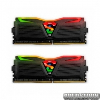 Оперативная память Geil DDR4 16384Mb Super Luce RGB Sync LED (GLS416GB3000C16ADC)