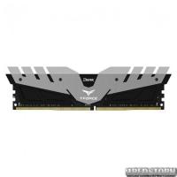 Модуль памяти DDR4 8GB/2400 Team T-Force Dark Gray (TDGED48G2400HC1401)