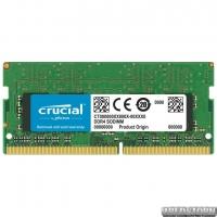 Оперативная память Crucial SODIMM DDR4-2666 16384MB PC4-21300 (CT16G4S266M)