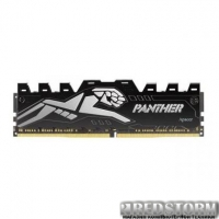 Модуль памяти для компьютера DDR4 8GB 2400 MHz Panther Silver Apacer (EK.08G2T.GEF)