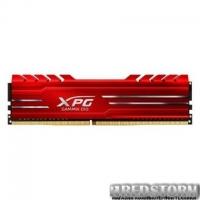 Модуль памяти для компьютера DDR4 16GB 3200 MHz XPG Gammix D10 Red ADATA (AX4U3200316G16-SR10)