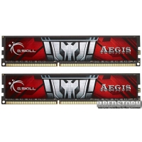 G.Skill DDR3-1600 16384MB PC3-12800 (Kit of 2x8192) Aegis (F3-1600C11D-16GIS)