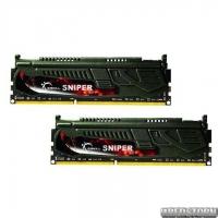 Оперативная память G.Skill DDR3 8192Mb Sniper (F3-2133C10D-8GSR)
