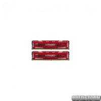 Оперативная память Crucial 16 GB (2x8GB) DDR4 2666 MHz Ballistix Sport LT (BLS2K8G4D26BFSE) (BLS2K8G4D26BFSE)